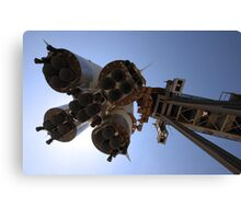 Lift Off!, Moscow, Russia Canvas Print