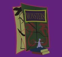Book of Monsters by EpcotServo