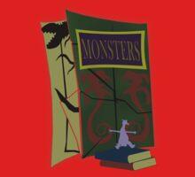 Book of Monsters Kids Tee