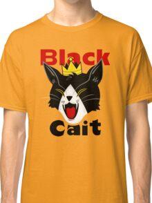 Black Cait Fireworks Classic T-Shirt