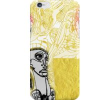 birth of an elephant iPhone Case/Skin