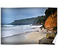 Storm Beach... Poster