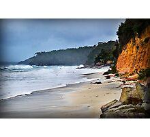Storm Beach... Photographic Print