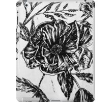 Flower Design II iPad Case/Skin