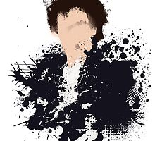 Sherlock Paint Splatter by undesirable