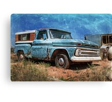 Old Chevy Pickup Canvas Print