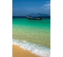 Tropical Paradise Photographic Print
