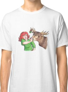 Christmas Fun with Lily and Prongs Classic T-Shirt