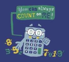 Count On Me by Made With Awesome