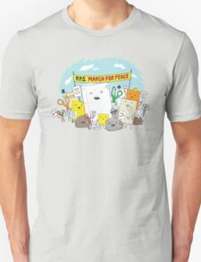 Paper Hugs Rock T-Shirt