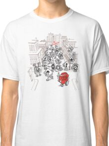 Red Means Go Classic T-Shirt