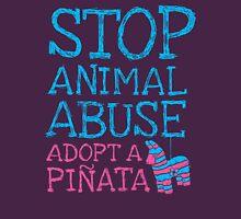 Stop Animal Abuse Adopt A Piñata T-Shirt