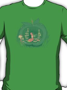 The Bookworm's Haven T-Shirt