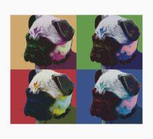 Pug Warhol T-Shirt