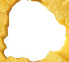 Pineapple Ring Sticker