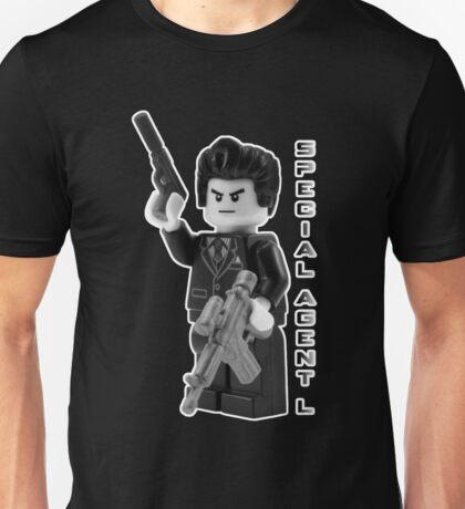Special Agent L Unisex T-Shirt