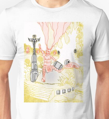 listen to me young katchina detail Unisex T-Shirt