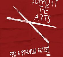Support the Arts by Joshua Steele