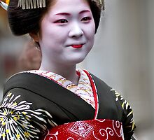 Apprentice Geisha by Sue  Cullumber