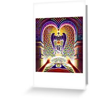 Inner Divinity Greeting Card