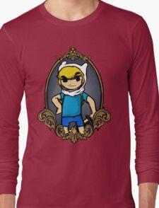 Legend Of Zelda - Zelda Time Long Sleeve T-Shirt