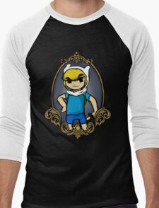 Legend Of Zelda - Zelda Time Men's Baseball ¾ T-Shirt