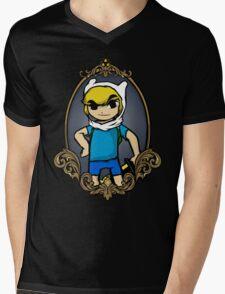 Legend Of Zelda - Zelda Time Mens V-Neck T-Shirt
