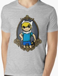 Legend Of Zelda - Zelda Time Mens V-Neck T-Shirt