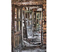 Third Door on the Left Photographic Print