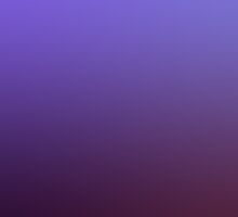 PURPLE NIGHT - Plain Color iPhone Case and Other Prints by burning