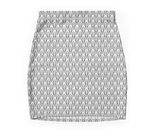 Tombstones Mini Skirt