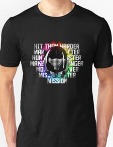 Daft Punk Samus Final Version Unisex T-Shirt