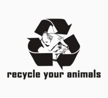 Recycle Your Pets by rafix