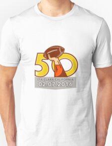 Pro Football Championship 50 2016 T-Shirt