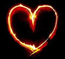 fire of love by dwikresnantaka