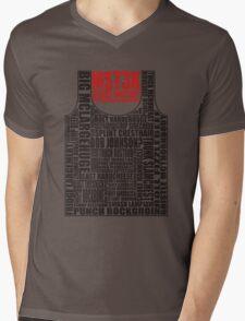 MST3K: The many names of David Ryder Mens V-Neck T-Shirt
