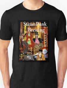 SteamPunk Brewing T-Shirt