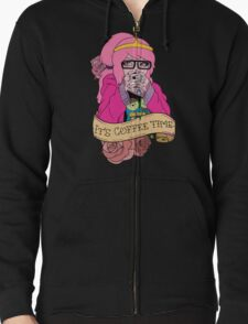 Adventure Time - It's Coffee Time (Princess Bubblegum) T-Shirt