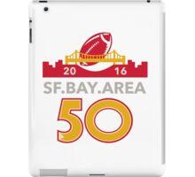 50 San Francisco Pro Football Championship iPad Case/Skin
