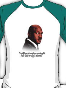 Michael Jordan Vector and Quote T-Shirt