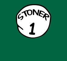 Stoner 1 Womens Fitted T-Shirt