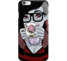 Adventure Time - It's Coffee Time (Marceline) iPhone Case/Skin