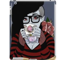 Adventure Time - It's Coffee Time (Marceline) iPad Case/Skin