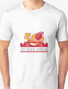 50 Pro Football Championship SF Bay Area 2016 T-Shirt