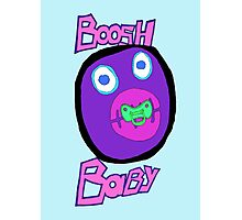 Boosh Baby Photographic Print