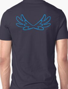 Rainbow Dash Wings [for backside!] T-Shirt