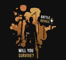 H1Z1 shirt battle royale by zencerydavix