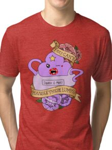 Adventure Time - You Can't Handle These Lumps Tri-blend T-Shirt