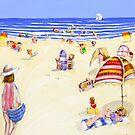 The Beachcomber by Adam Bogusz