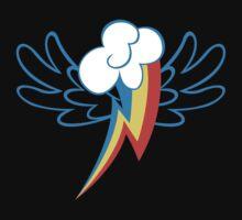 Rainbow Dash Cutie Wings Kids Clothes